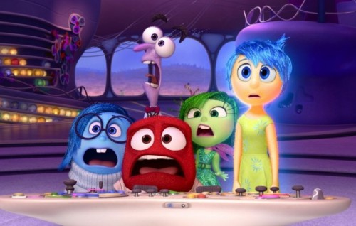 "Una immagine di ""Inside Out"""