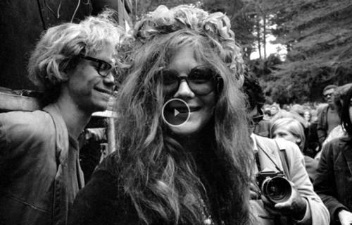 Janis Joplin Clip Esclusiva mondiale