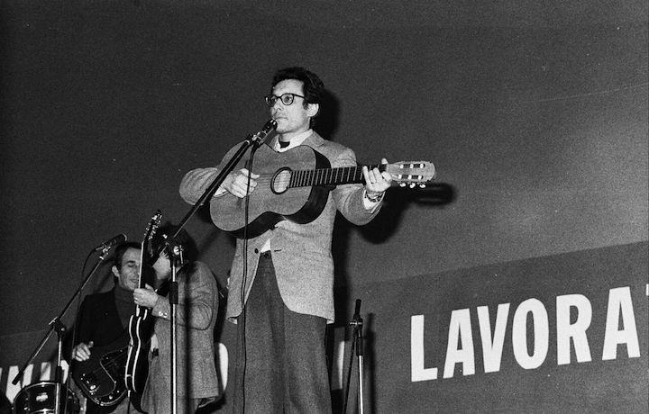 Un omaggio a Enzo Jannacci, il cantastorie di Milano