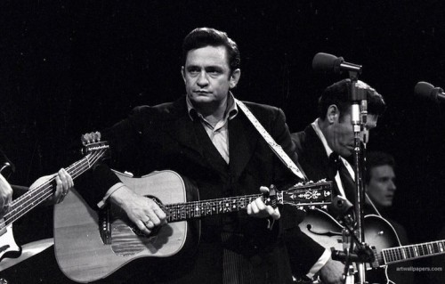 Johnny Cash è scomparso a Nashville il 12 settembre 2003. Fonte: Facebook