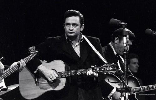 Johnny Cash è scomparso a Nashville il 12 settembre 2003. Fonte: Facebook