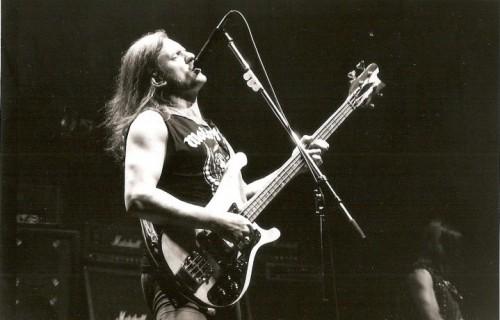 Lemmy Kilmister. Foto: Facebook