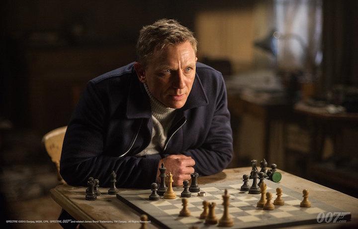 Daniel Craig nei panni di James Bond. Sarà l'ultima volta? Fonte: Facebook