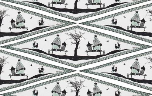 Le opere dello street artist ZAP, tradotte in capi di abbigliamento da REDValentino