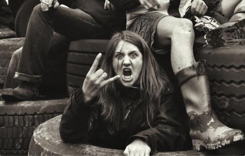 Un'immagine dal Wacken 2015. Foto: Pep Bonet