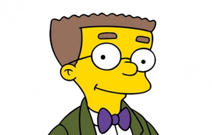 Waylon Smithers, l' assistente tuttofare di Mr. Burns