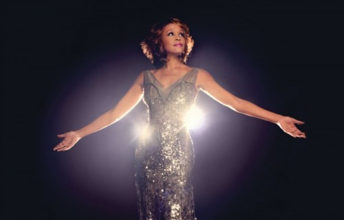 Whitney Houston. Foto via Facebook