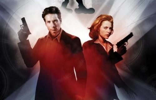 X Files, Foto Stampa