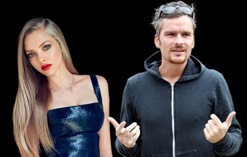 Amanda Seyfried e Balthazar Getty
