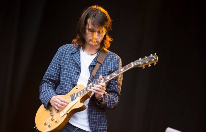Johnny Greenwood. Fonte: Facebook Crediti: Alex Vanhee