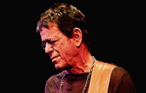 Lou Reed è scomparso il 27 ottobre del 2013. Foto: Henry Ruggeri