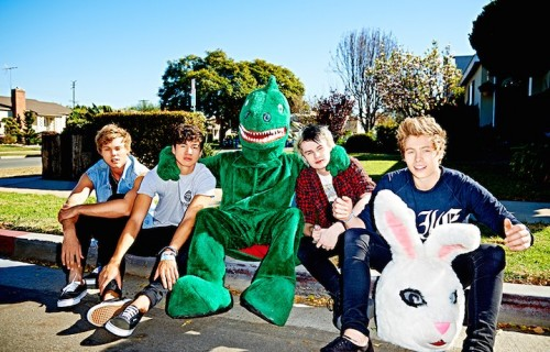 "L'album ""Sounds Good Feel Good"" dei 5 Seconds of Summer è uscito il 23 ottobre"