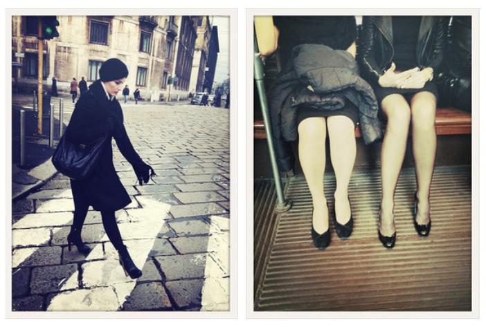 """""""Banhoff Street–Fie"""" resterà alla Biblioteca della Moda in Via Alessandria, 8 a Milano fino al 30 Ottobre"""