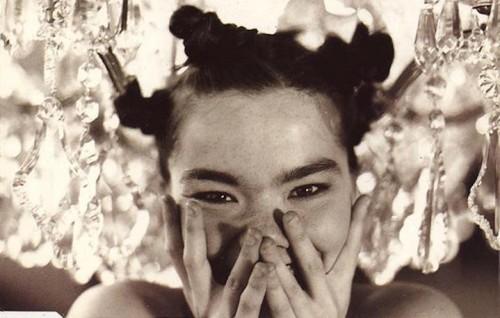 Björk - Foto via Facebook