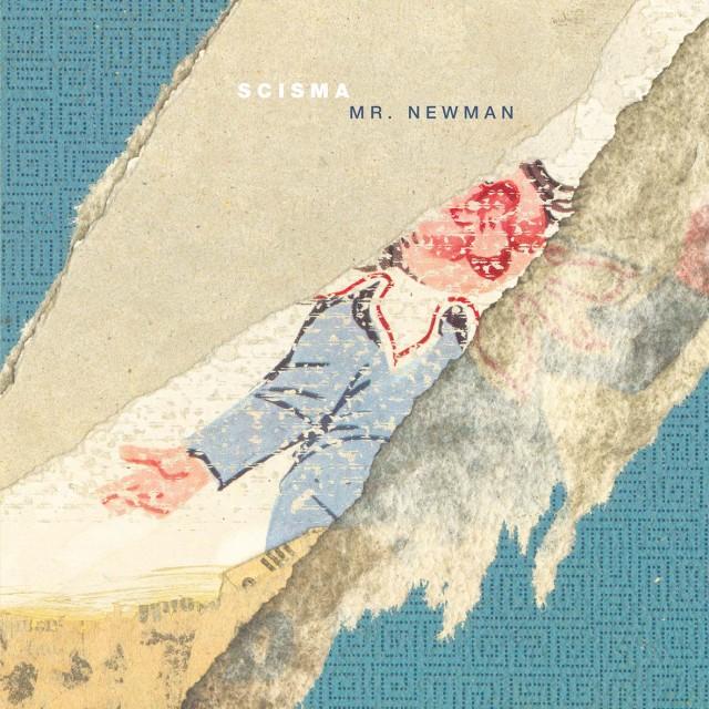 """La cover """"Mr Newman"""", l'Ep è uscito il 9 Ottobre 2015 per la Woodworm Label"""