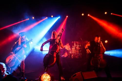Apocalyptica, Alcatraz, Milano, 29 ottobre 2015, live, concerto, foto, gallery, Michele Aldeghi