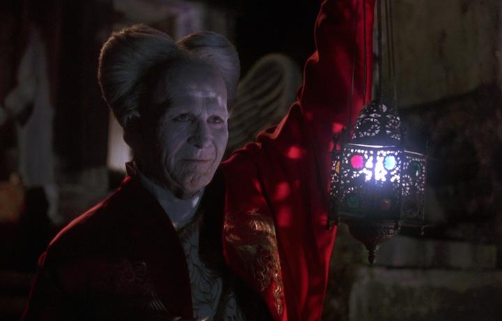 """Un'immagine dal film """"Dracula di Bram Stoker"""" di Francis Ford Coppola"""