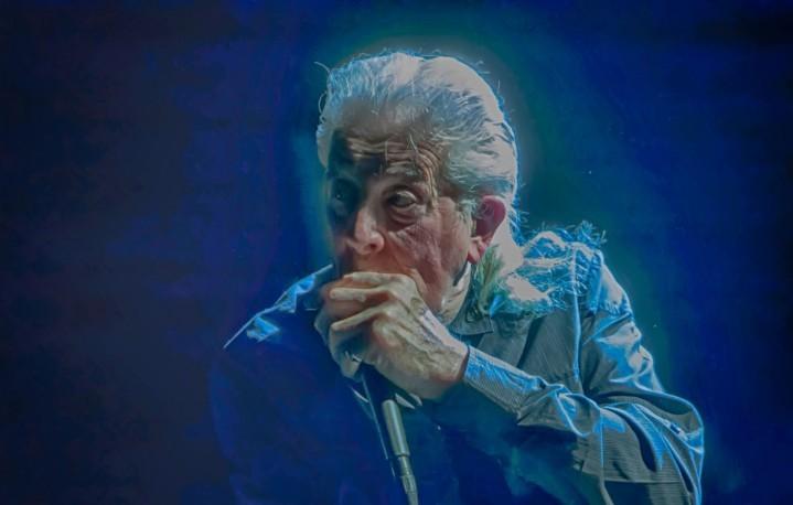 John Mayall, 81 anni - Foto Stampa