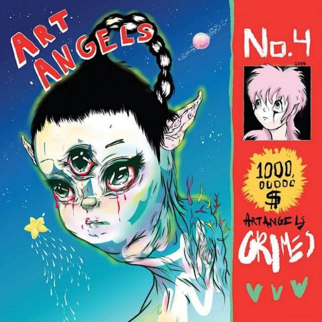 """Art Angels"""", il nuovo album di Grimes è in uscita il 6 novembre"""