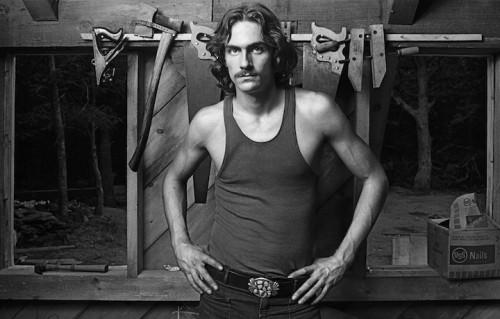 Una foto del 1969 di James Taylor. Foto: Norman Seeff