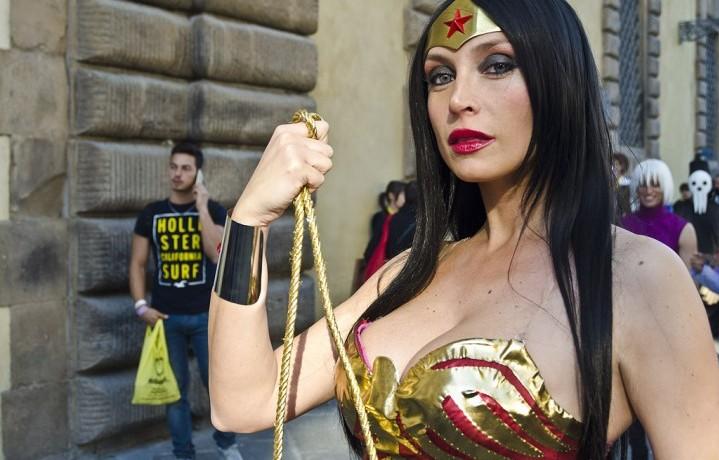 Una partecipante dell'edizione 2104. Crediti: Antonio Viscido (lol)
