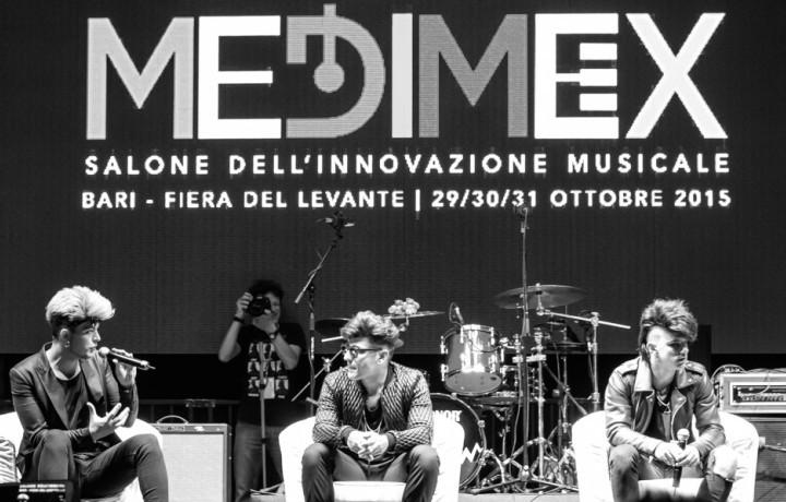 The Kolors al Medimex - Foto di Luigi Rizzo