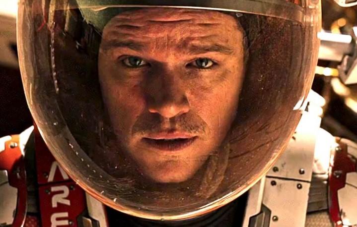 Matt Damon - The Martian