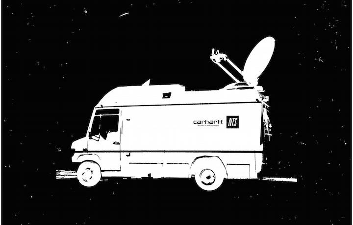 Arriva anche in Italia la NTS x Carhartt WIP Radio