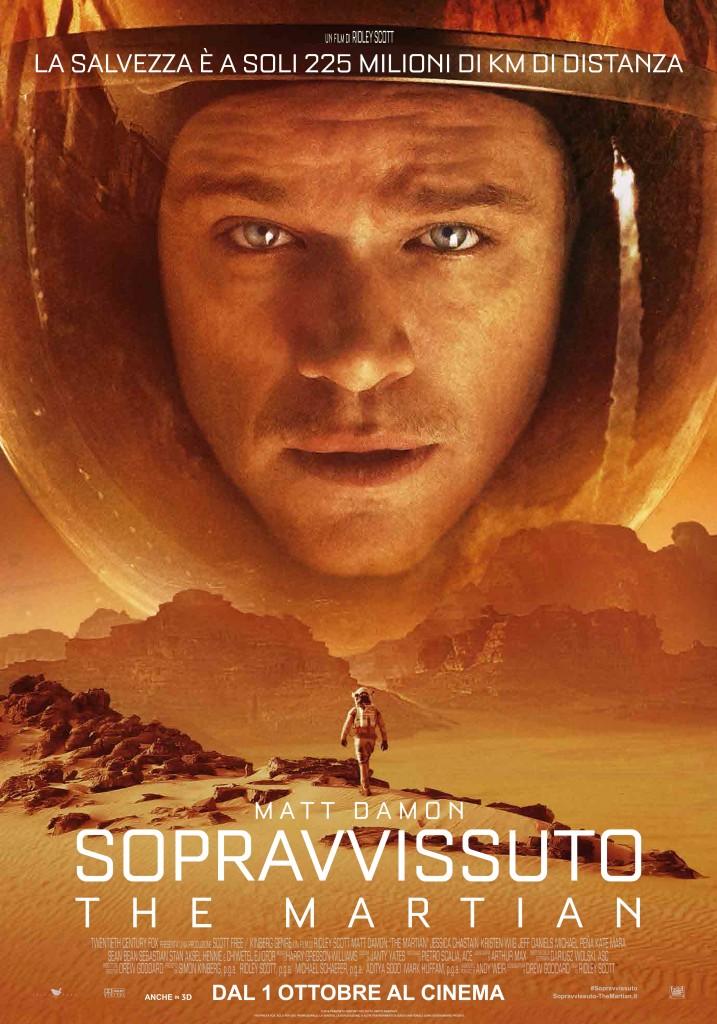 The Martian - Il Sopravvissuto - Ridley Scott