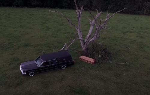 """Un frame del nuovo video degli Slipknot, """"XIX"""""""