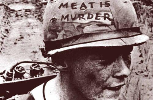 "Cover di ""Meat is Murder"" degli Smiths"