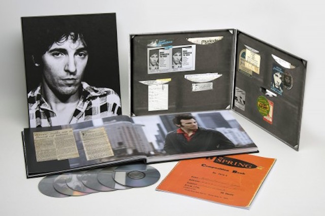 """Il box set di  """"The River"""" (1980), è in uscita il 4 dicembre 2015"""