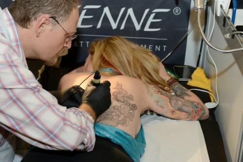 Venezia International Tattoo convention, Venezia, Russott Hotel, tattoo, tatuaggi, ottobre 2015, foto, gallery