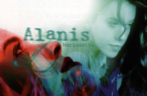 "Copertina di ""Jagged Little Pill"""