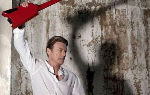 David Bowie si è ritirato dai live, ma pubblicherà nuovo materiale. Foto: Jimmy King
