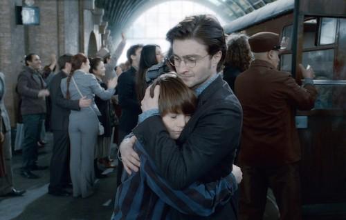 """Un'immagine di """"Harry Potter e i Doni della Morte"""""""