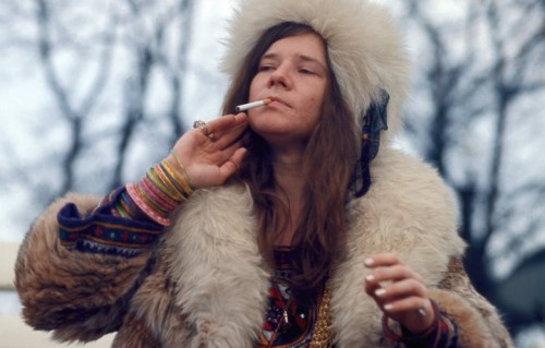 Janis Joplin è scomparsa il 4 ottobre 1970, a 27 anni