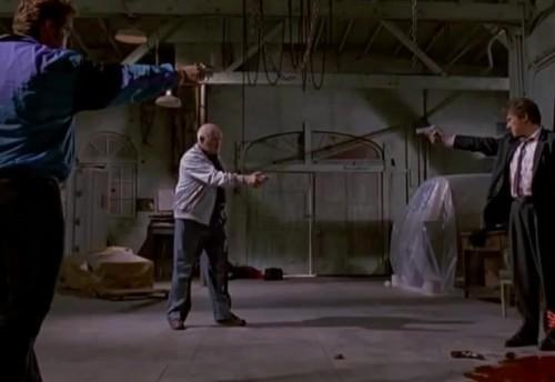 """Immagine da """"Le Iene"""" di Quentin Tarantino"""