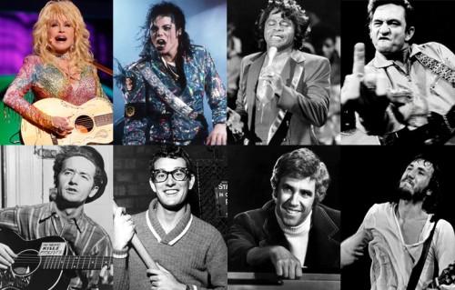 I 100 migliori cantautori della storia - da 50 a 25