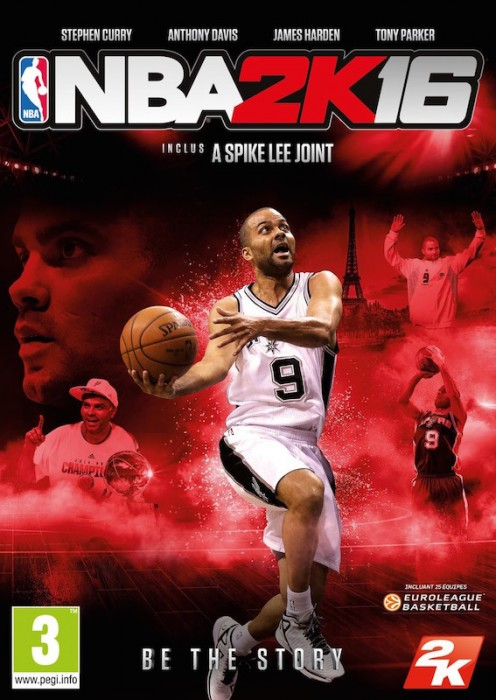 NBA 2K16 - Visual Concepts, Spike Lee