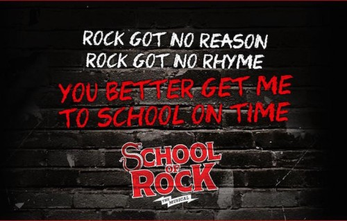 "Il musical di ""School of Rock"" debutterà a Broadway a dicembre"