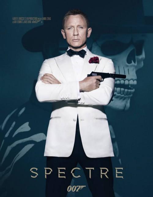 Spectre - 007 - Sam Mendes