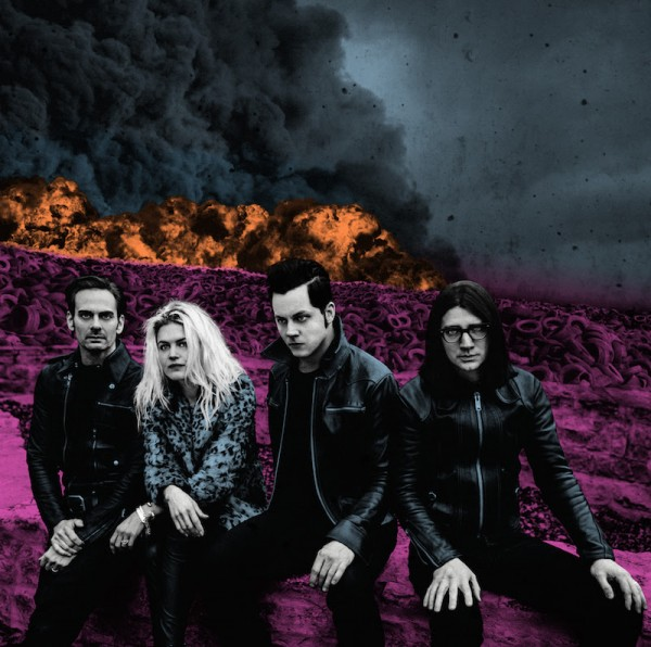 Dodge and Burn - The Dead Weather