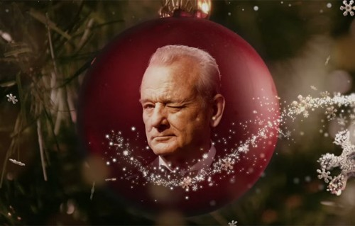 "Arriverà anche in Italia su Netflix ""A Very Murray Christmas"""