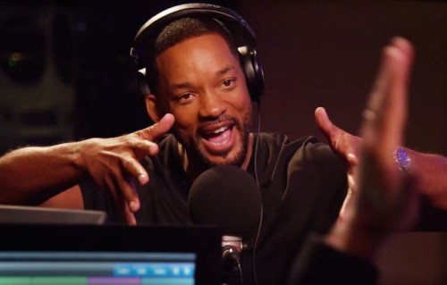 "Will Smith su ""Beats 1"", il programma di Zane Lowe"