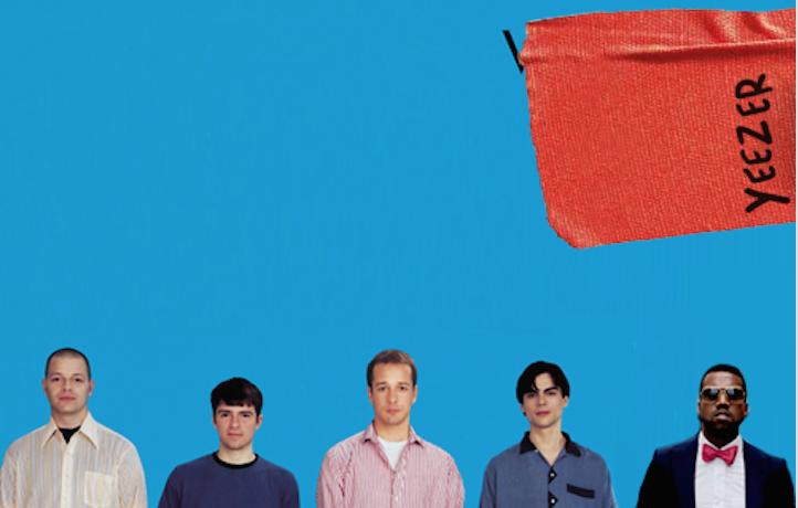 L'incredibile mash-up tra Weezer e Kanye