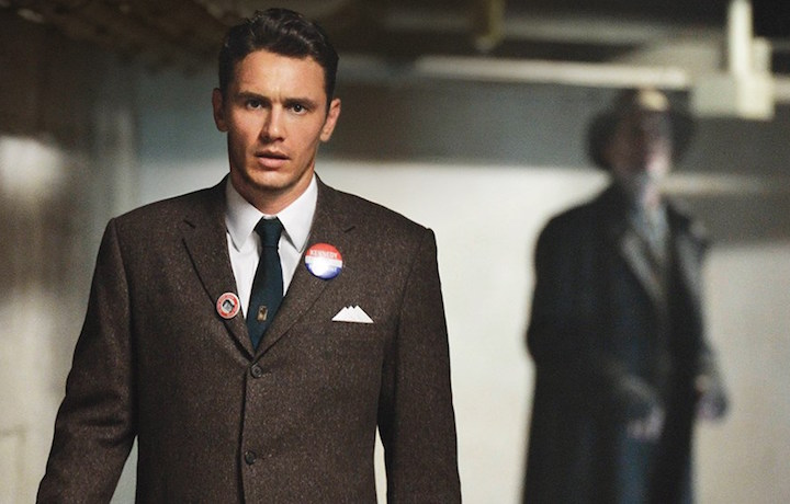 "James Franco in una scena di ""11.22.63"""
