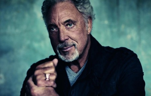 Tom Jones, foto Facebook