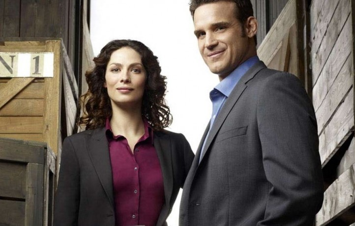 "I protagonisti di ""Warehouse 13"""