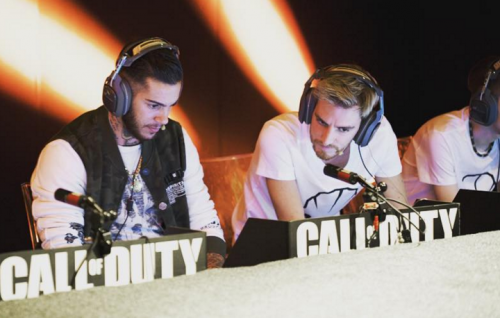 "Emis Killa ci presenta ""Call of Duty: Black Ops III"""